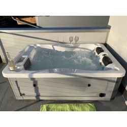 Whirlpool Losone / 2 persons